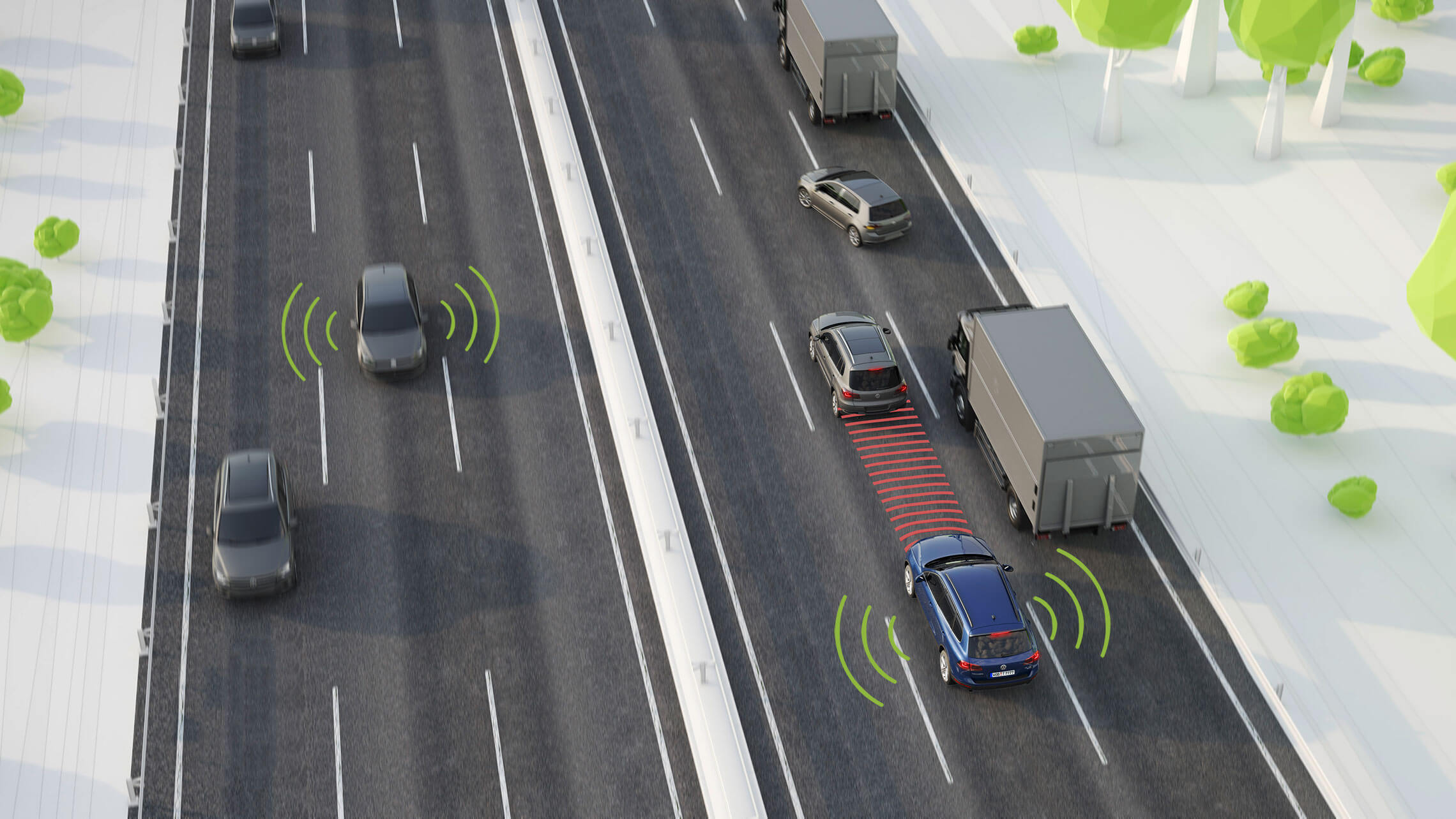 Advanced Driver Assistance Systems (ADAS) testing system from Dewesoft