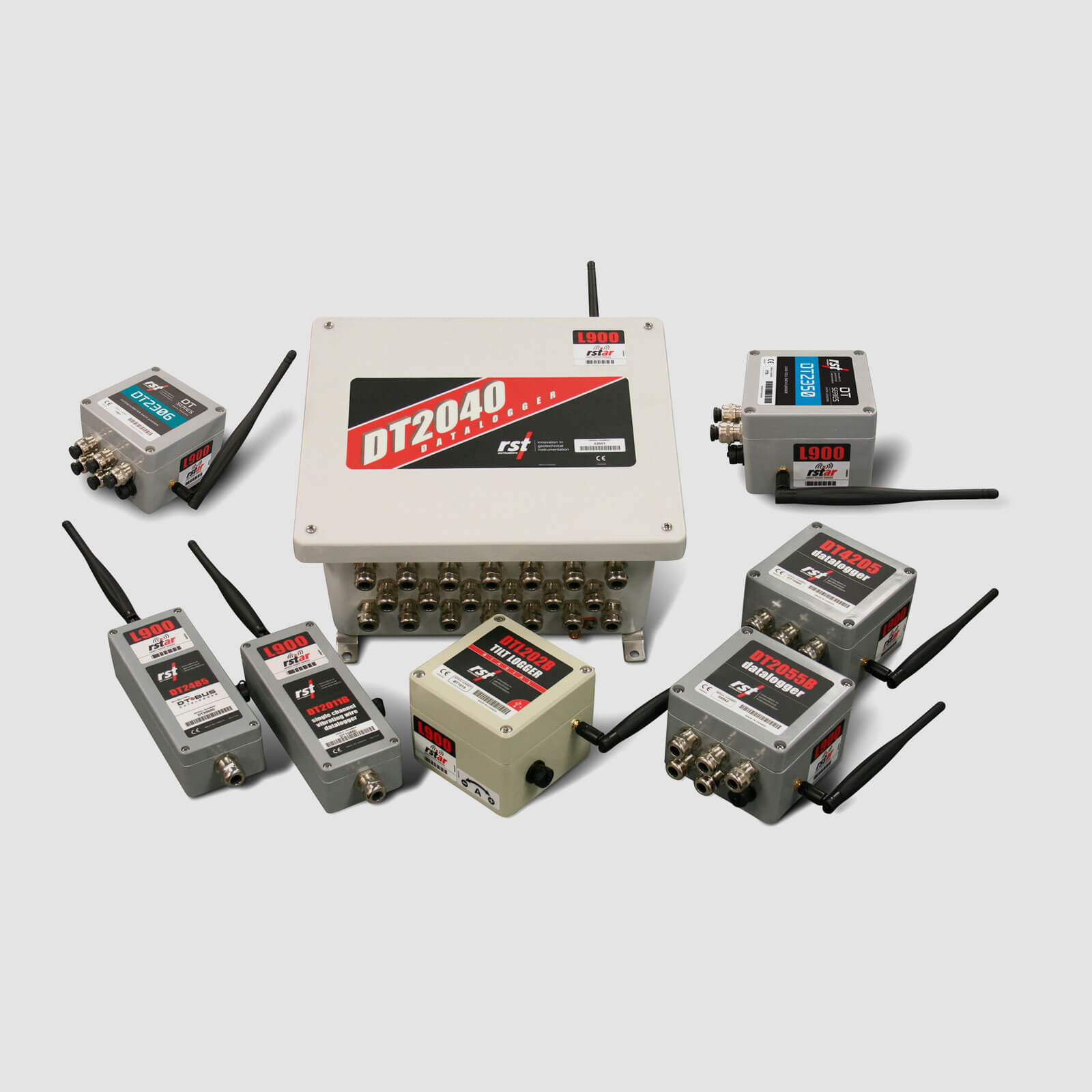 Wireless Data Acquisition Devices