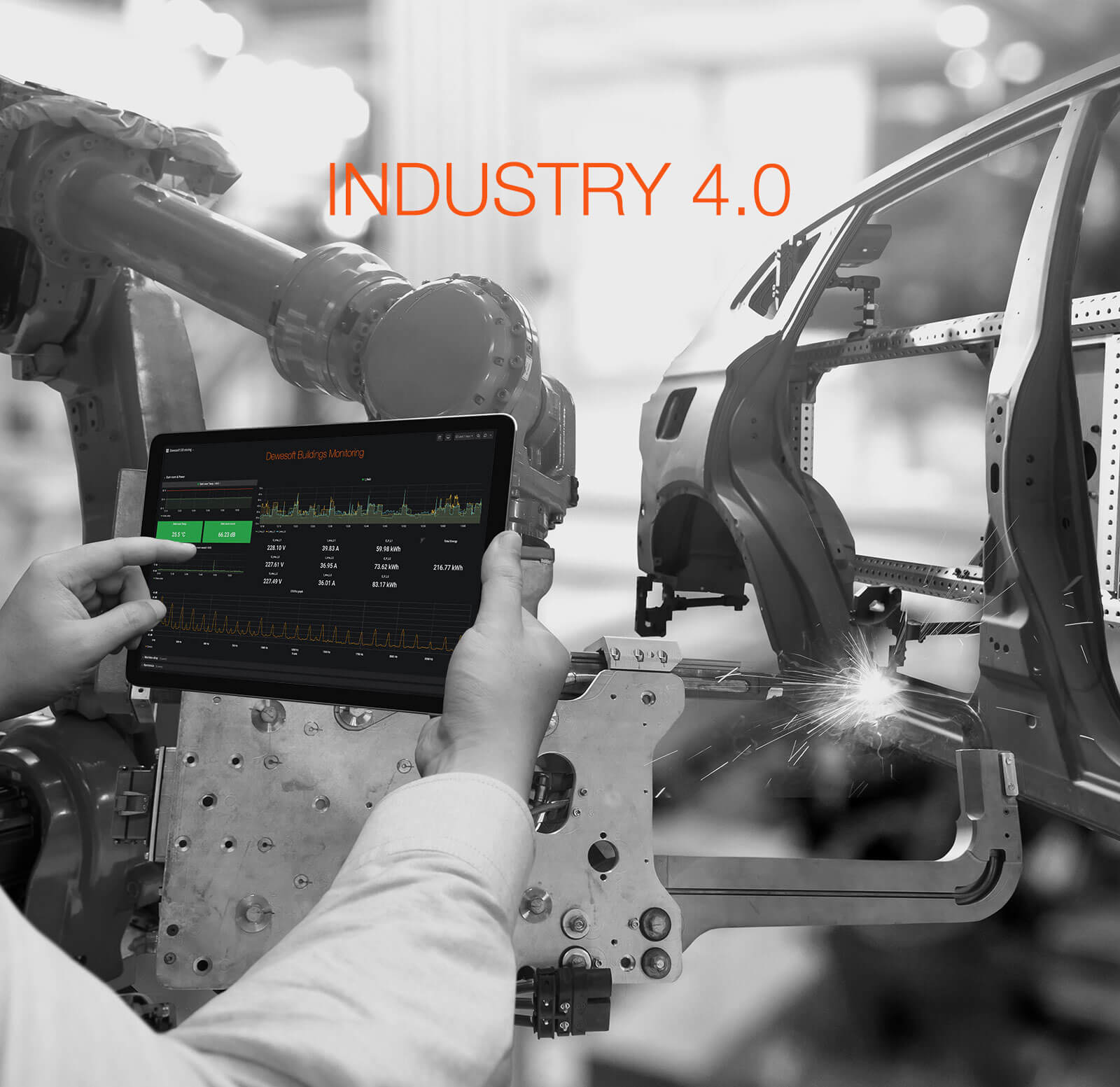 Industry 4.0 (IIoT) Connectivity With OPC UA