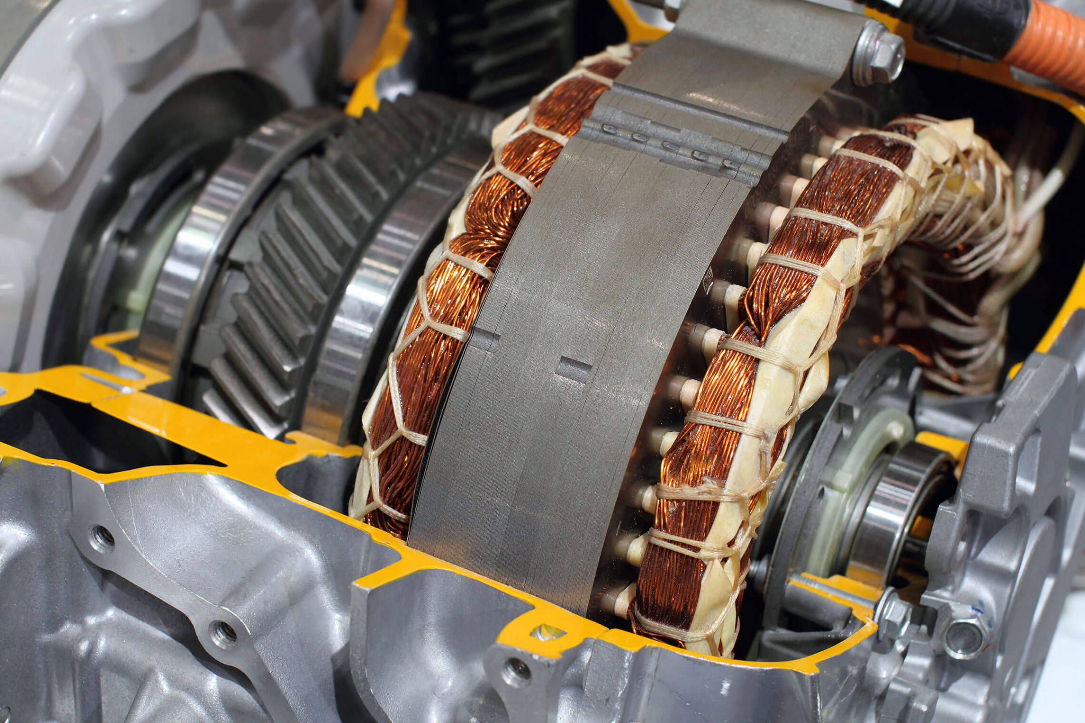 Electric motor and inverter testing solutions from Dewesoft