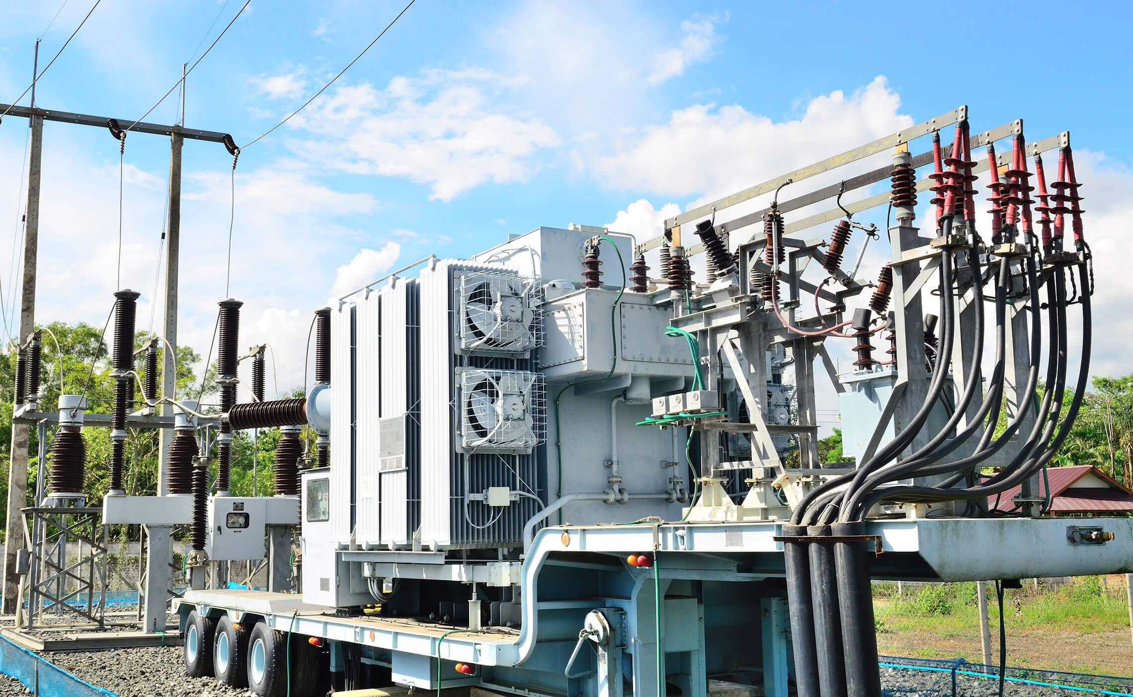 Power transformer testing and power analysis solutions