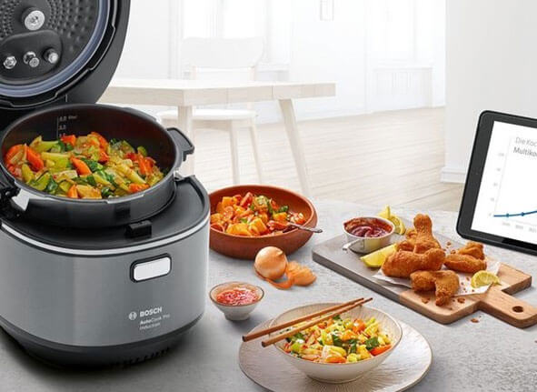 BSH induction multicooker