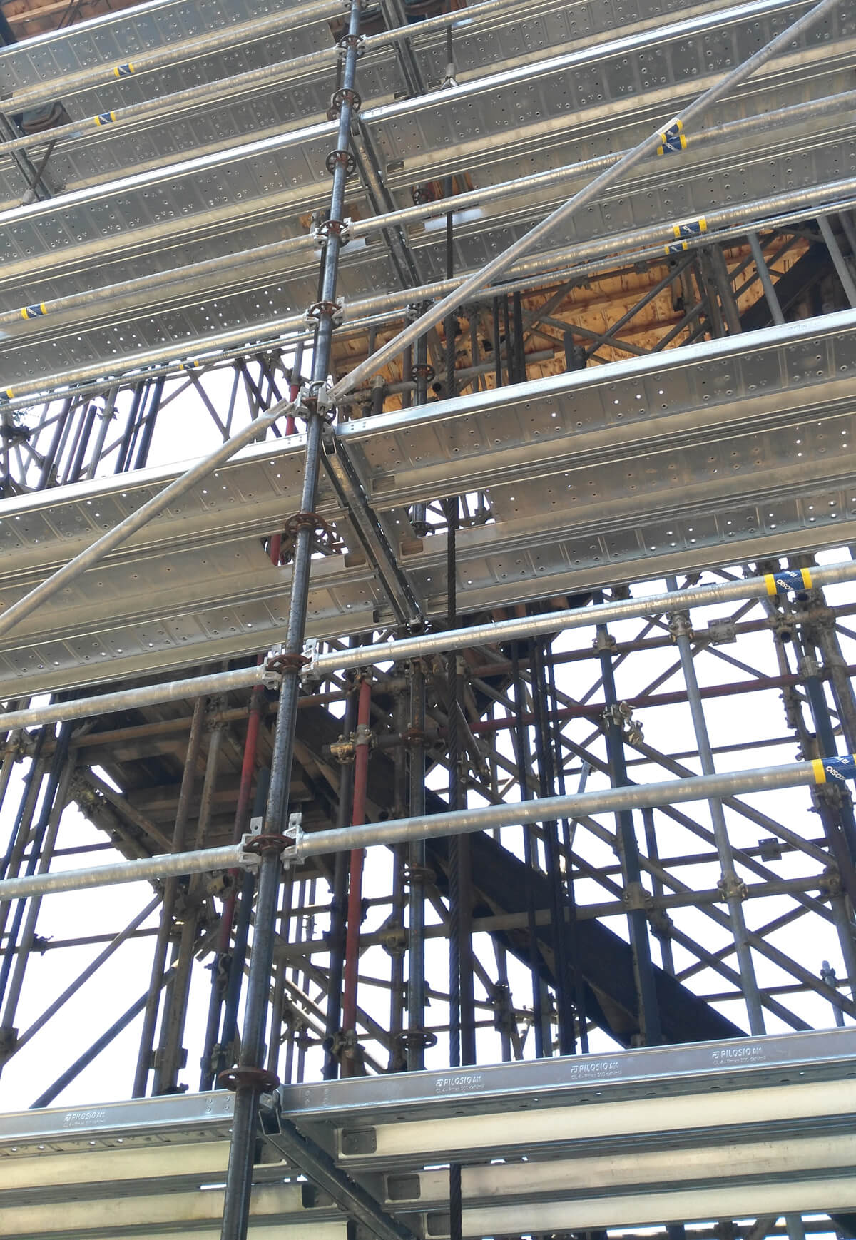 scaffold testing and scaffold safety approval