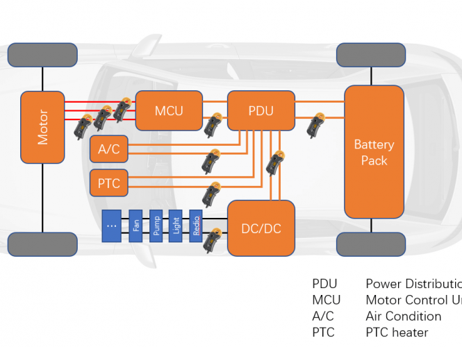 Energy Flow Analysis of Electric Vehicle With Power Analyzer