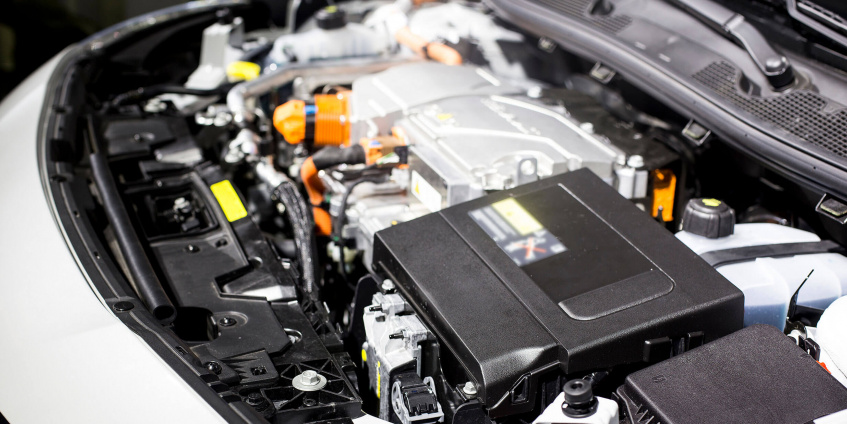 The Influence of Shielded Cables on Electric and Hybrid Vehicles