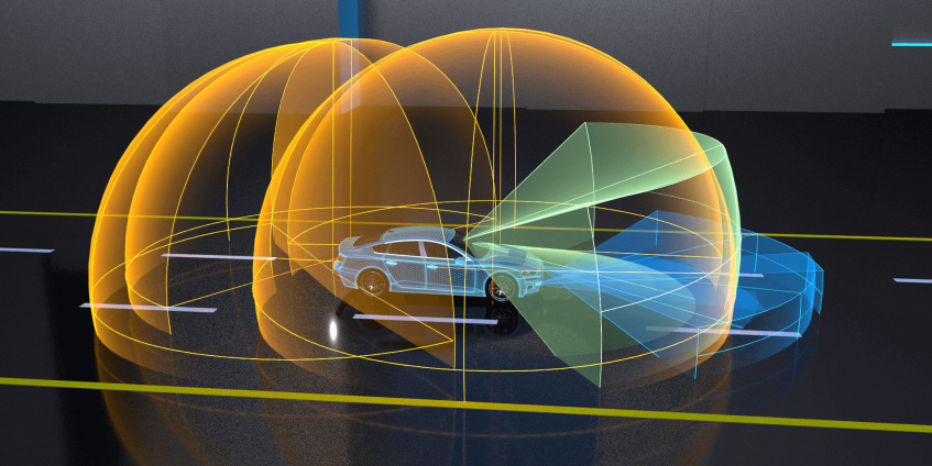 ADAS and Autonomous Vehicle Testing With Velodyne Lidar Data Acquisition
