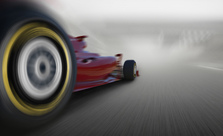 Formula 1 relies on tailor-made high-speed...