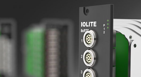 RTD temperature measurement module for IOLITE DAQ...