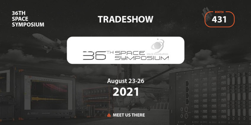 """36th Space Symposium - the """"must attend"""" space industry event"""
