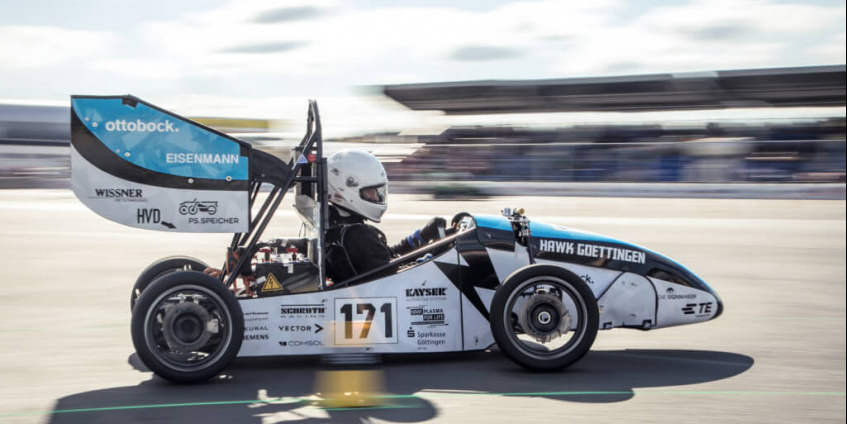 Formula Student: Playground for Measurement Technologies