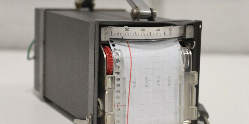 Data Acquisition History - From Strip Chart Recorders to Digital DAQ