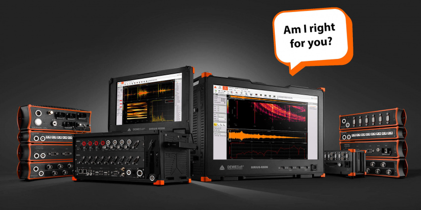 How To Choose the Right Data Acquisition System For Your Measurement Application?