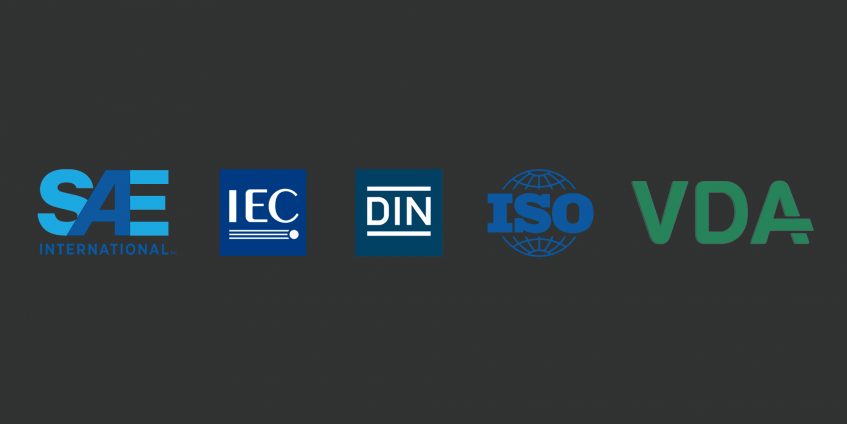 International Test and Measurement Validation Standards Supported by Dewesoft