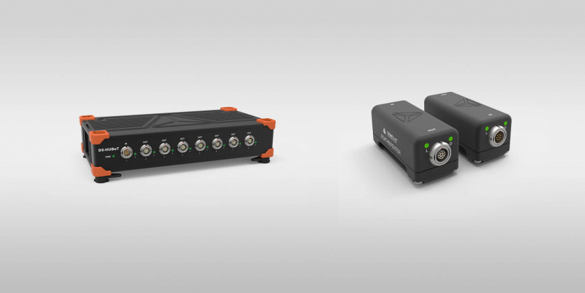 New EtherCAT Accessories: EtherCAT Hub and EtherCAT Repeater
