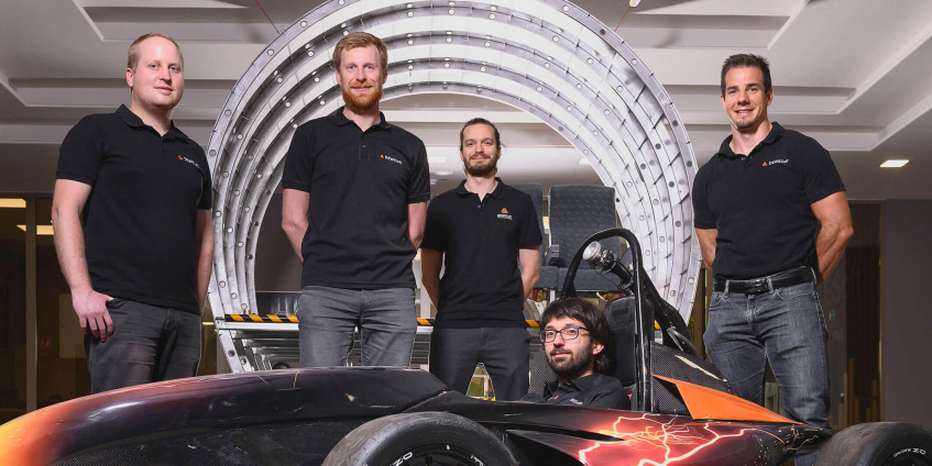 Formula Student - The UNI Maribor Grand Prix Engineering Team