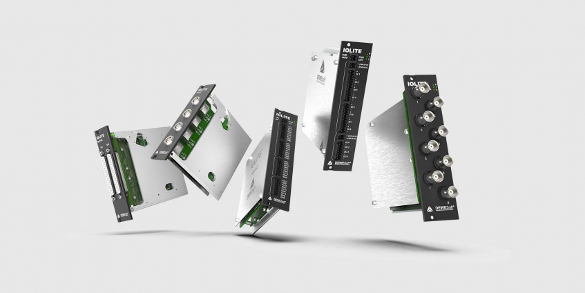 New DAQ Amplifier Modules for IOLITE® Data Acquisition Systems