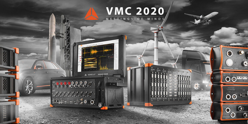 VMC2020 Day 1 - Grand Opening of the Virtual Measurement Conference