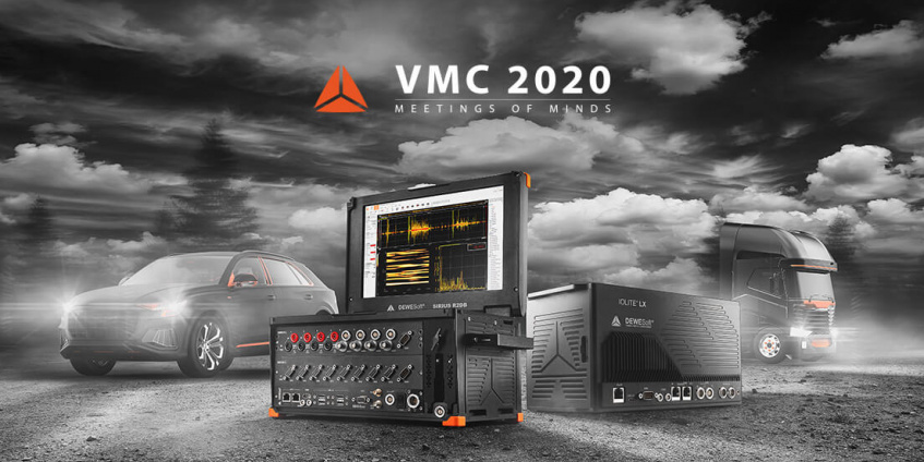 VMC2020 Day 4 - Vehicle Analysis Measurement and E-mobility Testing