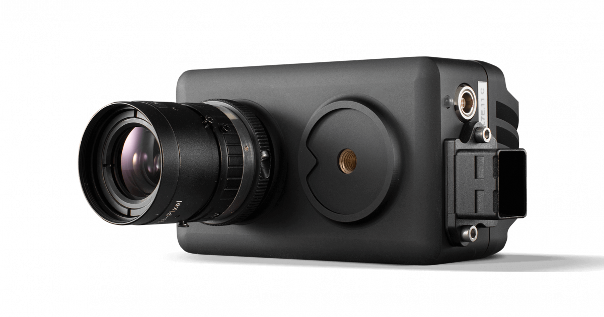 Dewesoft DS-CAM high-speed cameras for video data acquisition