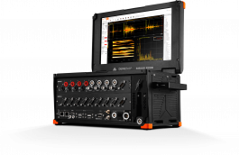 Mobile all-in-one DAQ system | R1DB/R2DB | Dewesoft