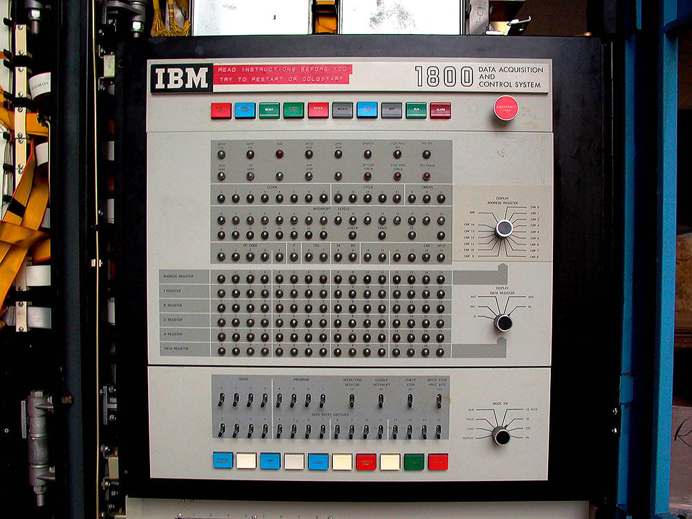 IBM 1800 Data Acquisition and Control System