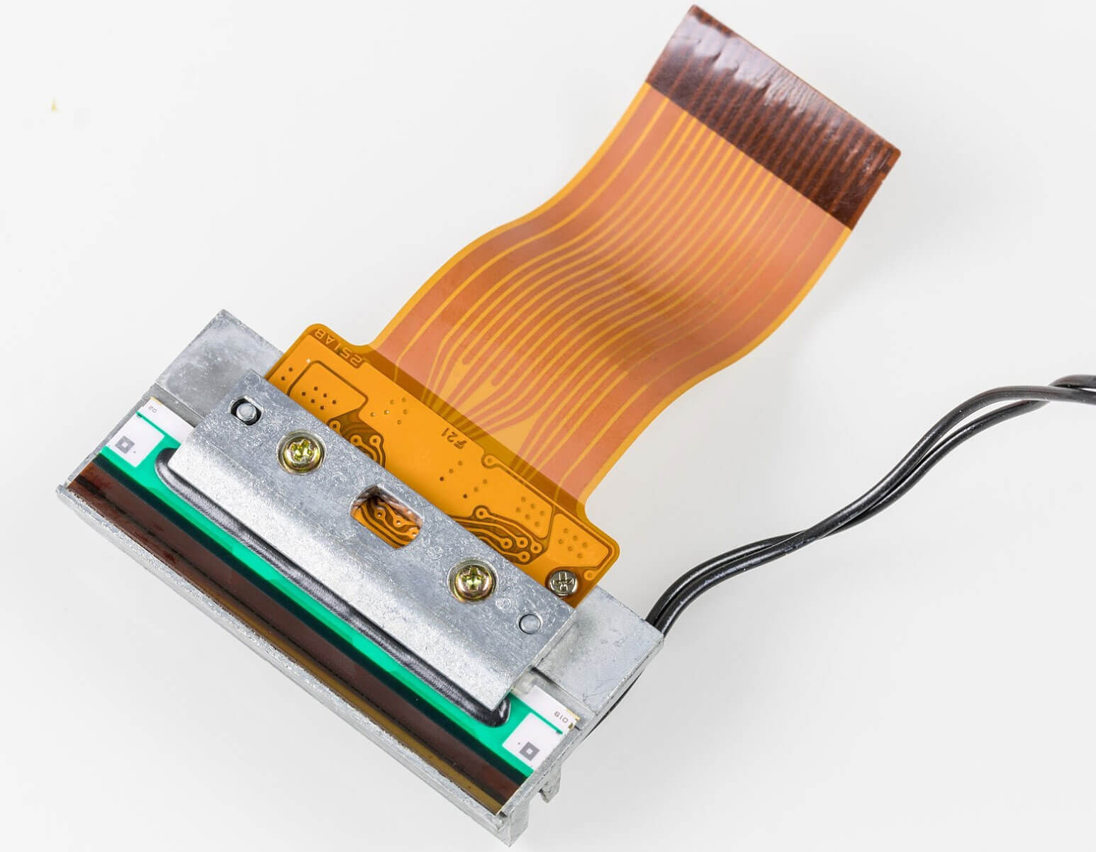 Typical thermal array printhead