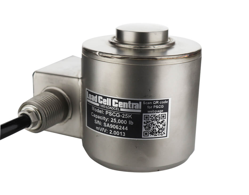 An example load cell sensor