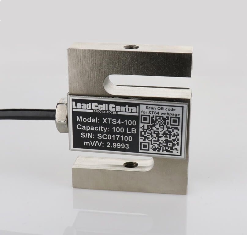 S-Beam type load cell