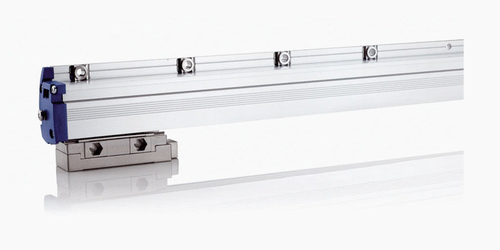 Linear Encoder. Image courtesy of Heidenhain