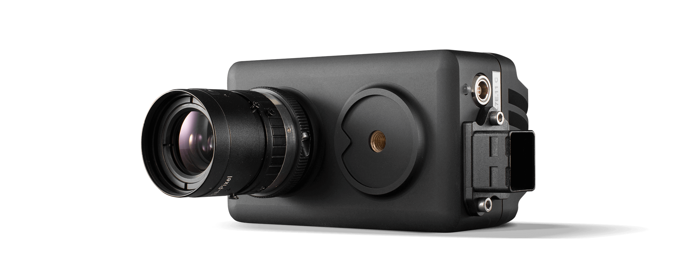 Industrial high-speed video camera from Dewesoft