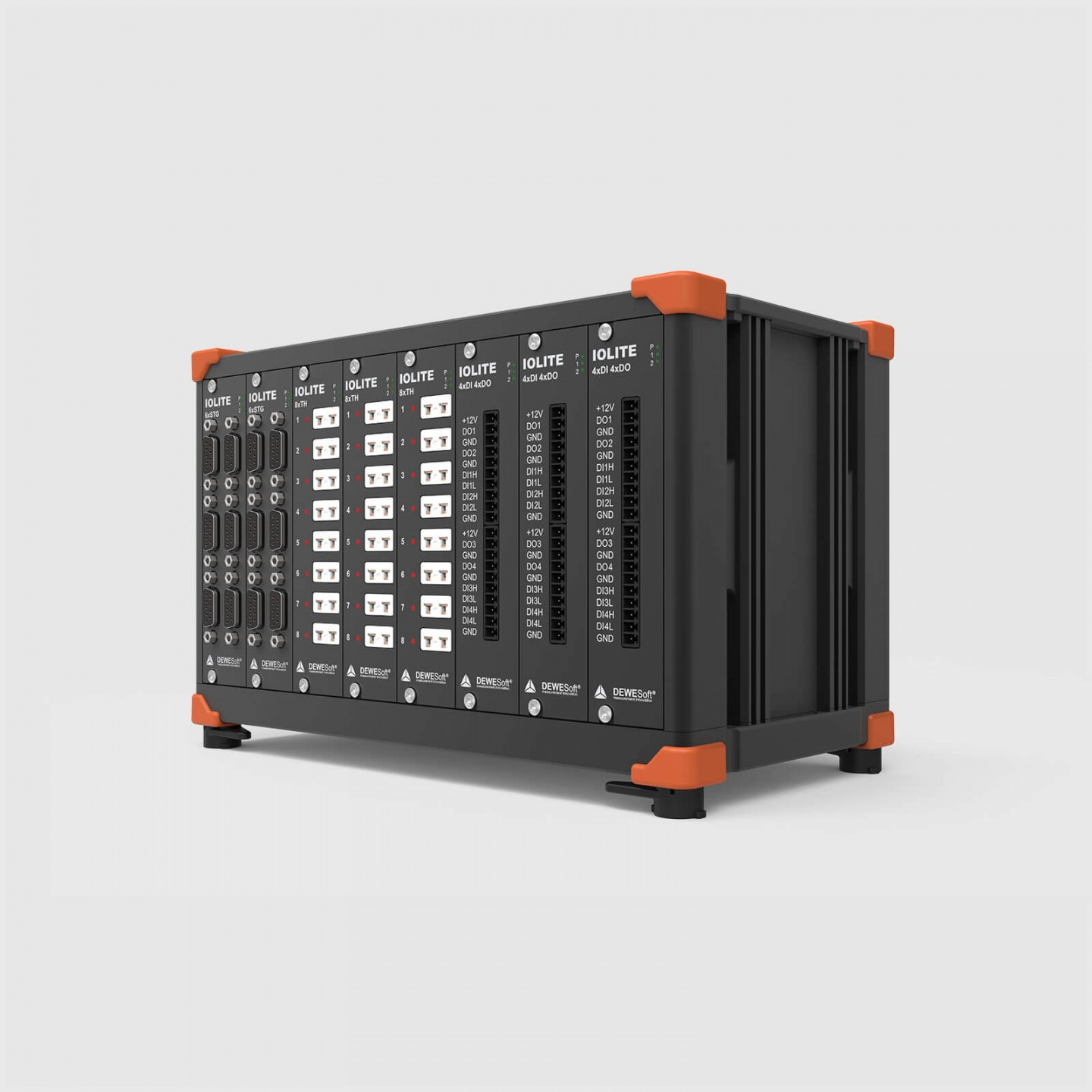 IOLITE R8 - Rugged Boxed Chassis