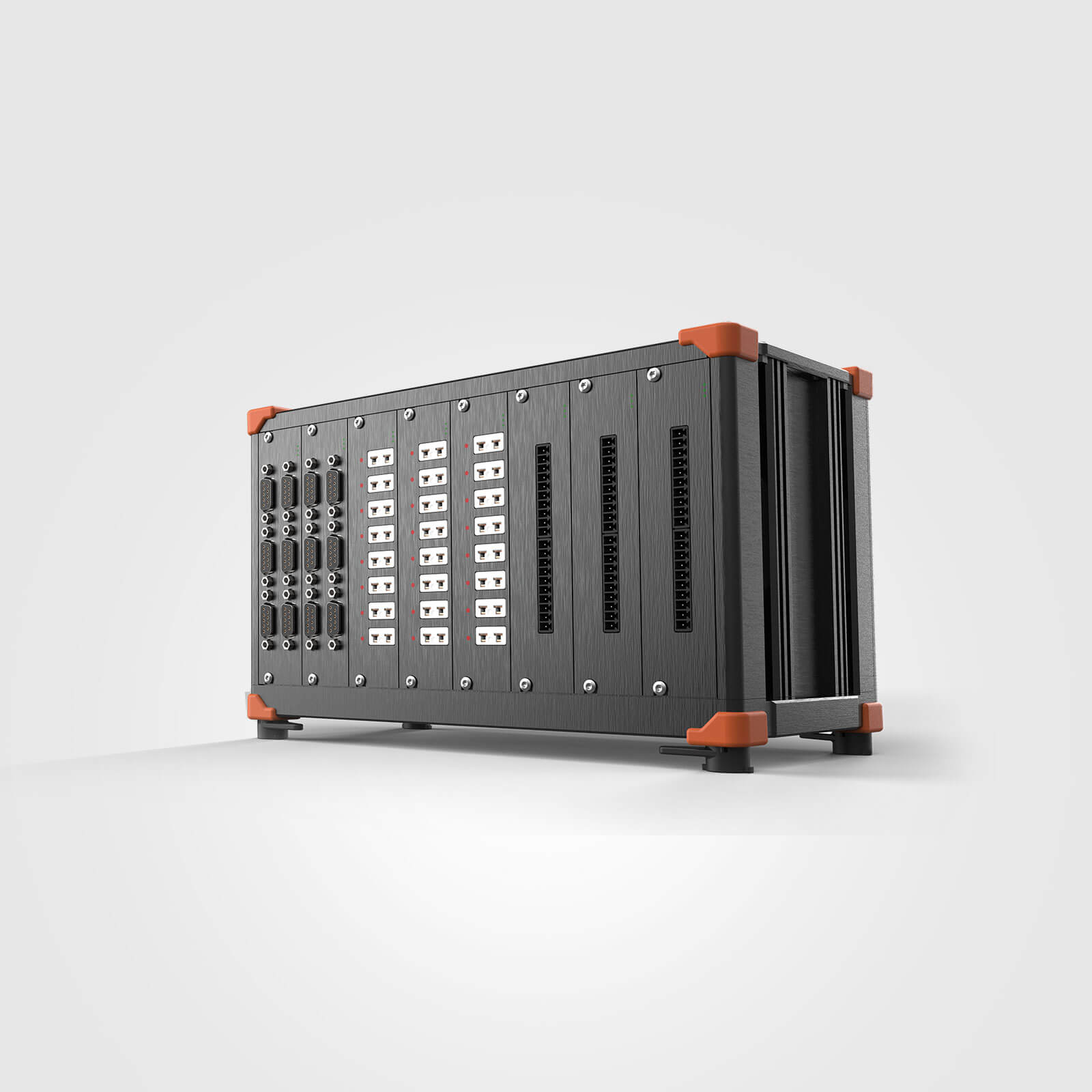 IOLITE R8Rugged Boxed Chassis