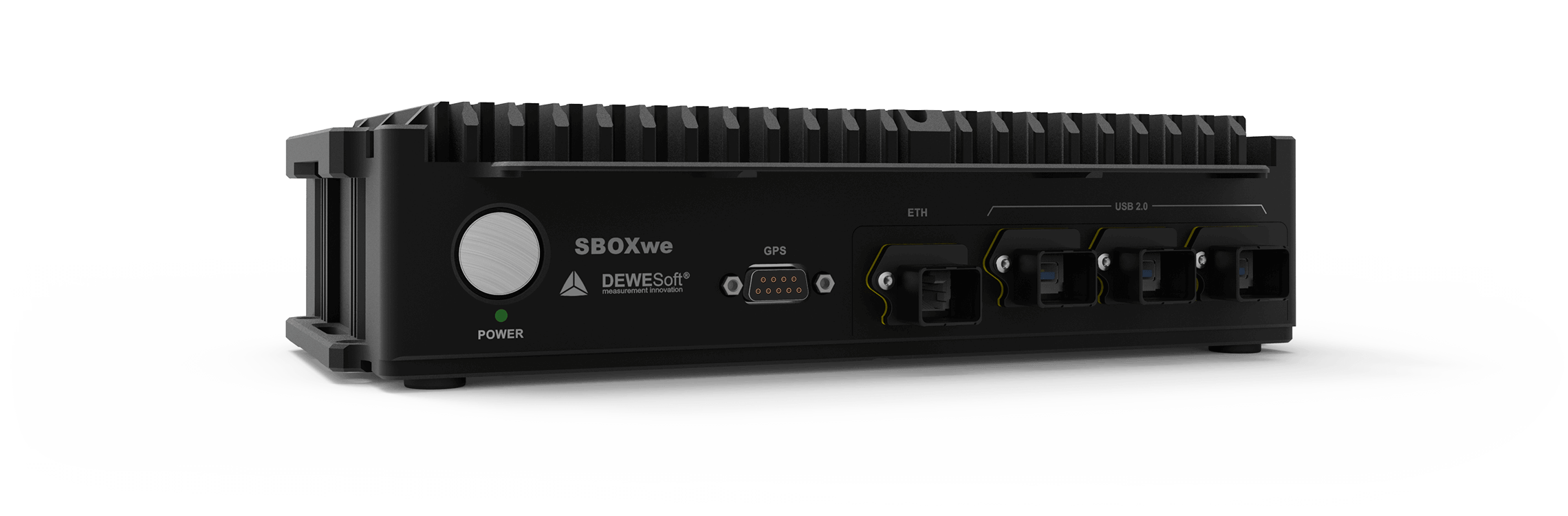 SBOX Waterproof - Rugged Data Logger and Computer | Dewesoft