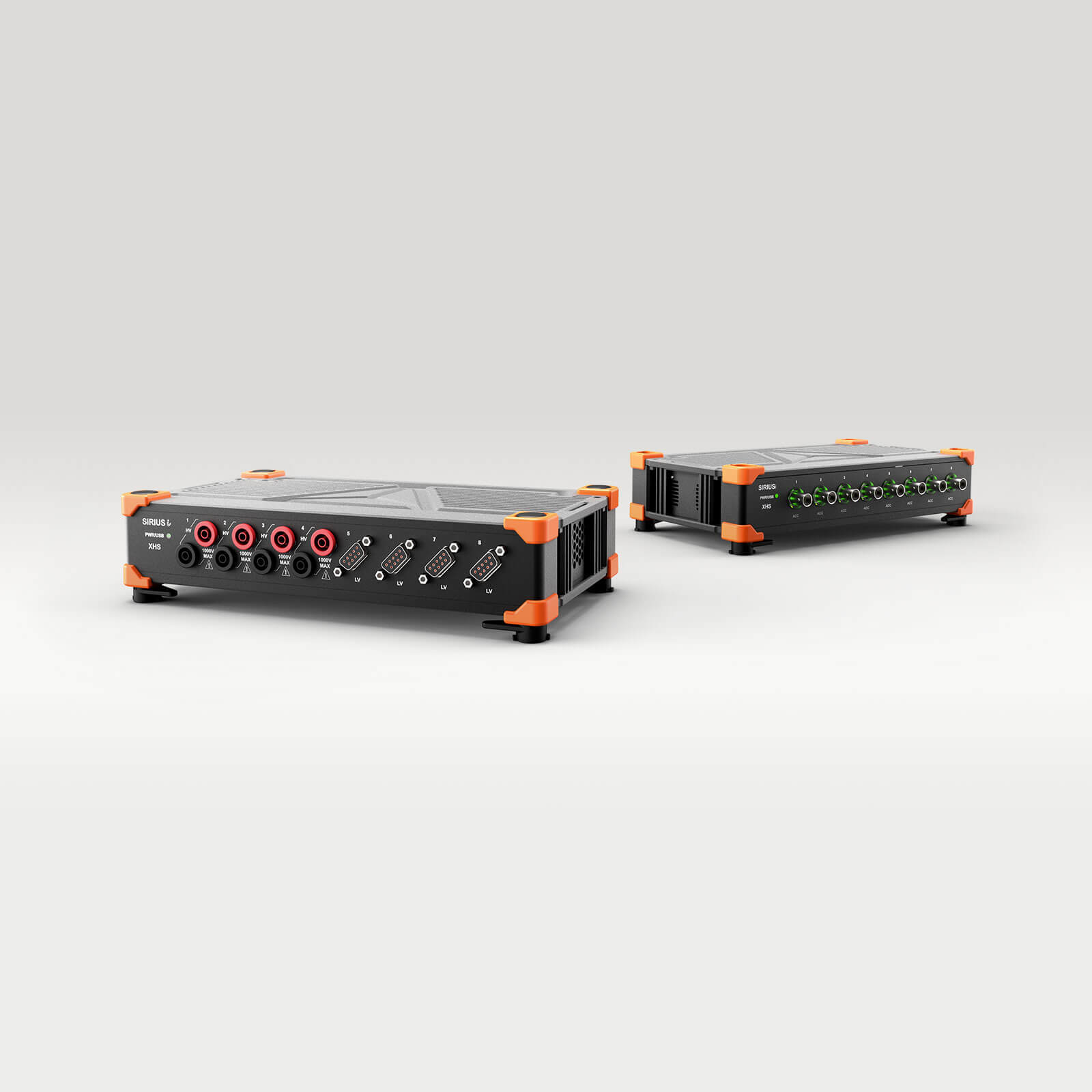 High-end Signal Conditioning Amplifiers