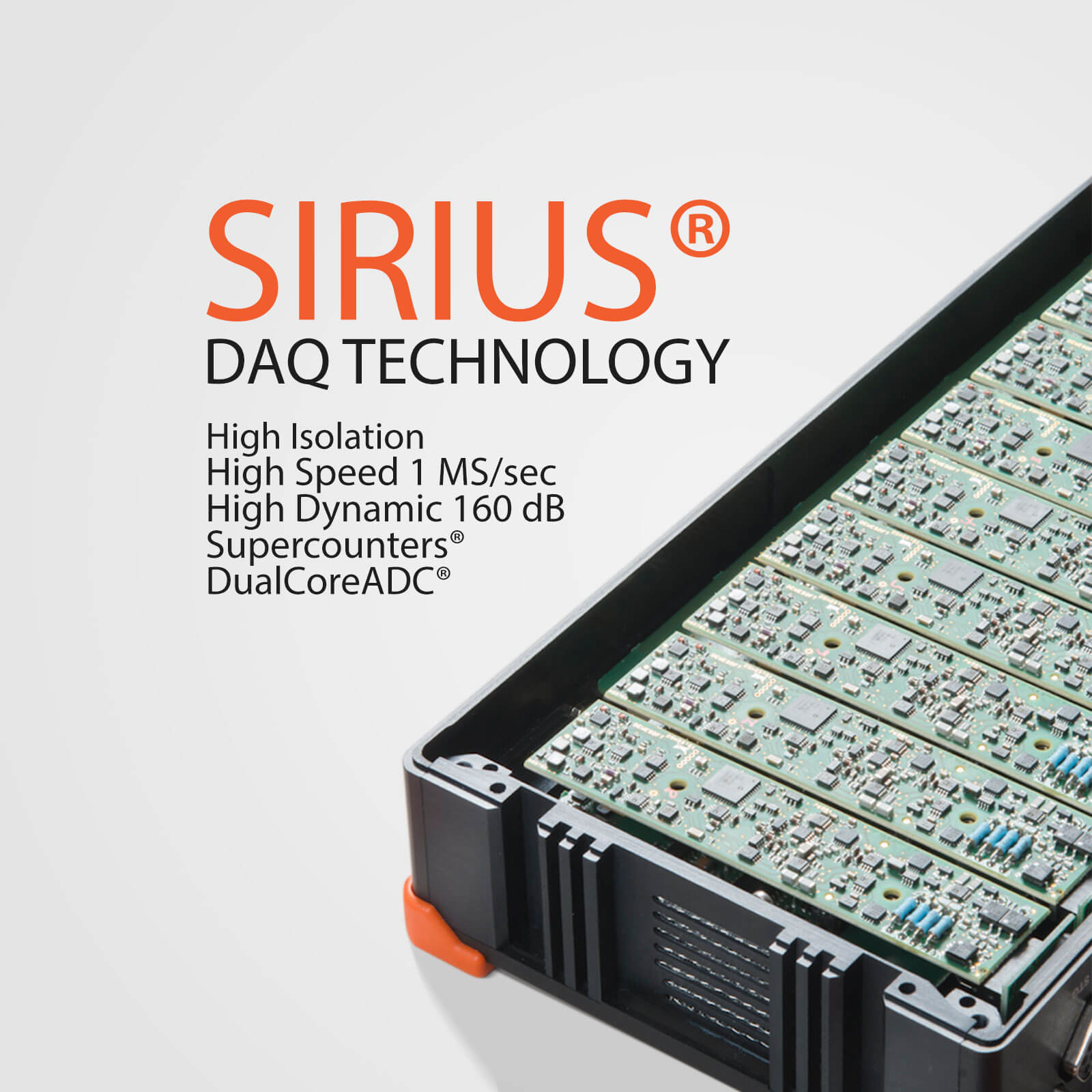 SIRIUS Technology